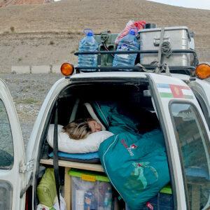 Grüezibag_der Schlafsack für Van und Wohnmobil
