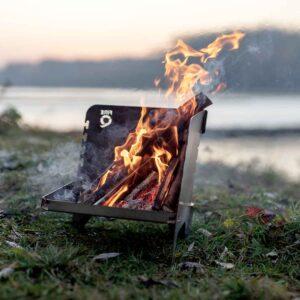 Feuerschale für Camping und Wohnmobil