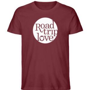 RoadTripLove Shirts - Herren Premium Organic Shirt-6883