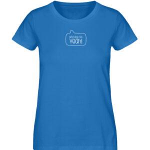 RoadTripLove - Shirt: Und alle so Yeah - Damen Premium Organic Shirt-6886
