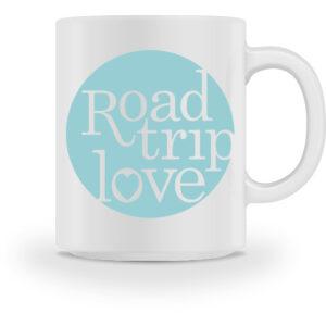 RoadTripLove - Tasse mit Himmeltürkis - Tasse-3