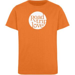 RoadTripLove Shirts - Kinder Organic T-Shirt-6902
