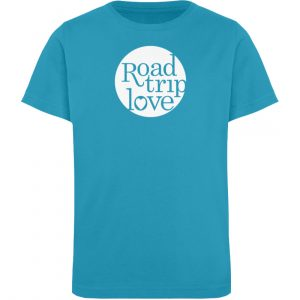 RoadTripLove Shirts - Kinder Organic T-Shirt-6885
