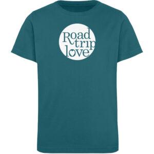 RoadTripLove Shirts - Kinder Organic T-Shirt-6889