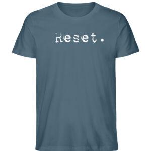 Reset - Herren Organic Shirt_STARGAZER