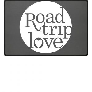 RoadTripLove Fußmatte GREY