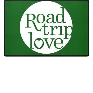 RoadTripLove Fußmatte KELLY GREEN