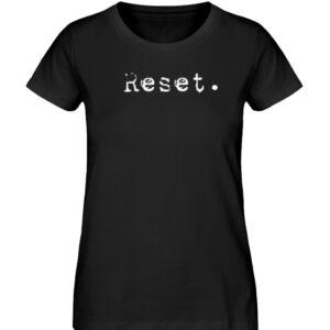 RoadTripLove - Shirt: Reset - Damen Premium Organic Shirt-16