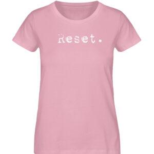 RoadTripLove - Shirt: Reset - Damen Premium Organic Shirt-6903