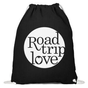 RoadtripLove Gymsac BLACK
