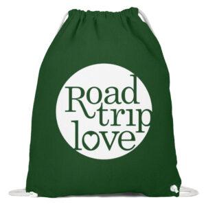 RoadtripLove Gymsac BOTTLE GREEN