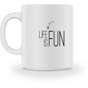 RoadtripLove - Life is Fun - Tasse-3