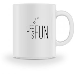 RoadtripLove - Life is Fun - Tasse-3