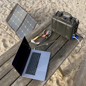Solarenergie für Wohnmobil und Van