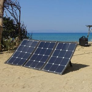 Mobil arbeiten mit Solarenergie