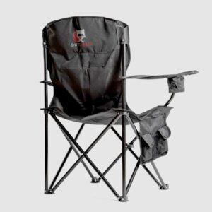 Der beheizbare Campingstuhl von Outchair