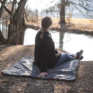 Heizdecke für Camping und Outdoor Aktivitäten
