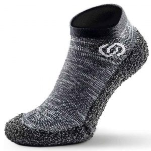 Barfußschuh Sockenschuh Skinners Originals grey