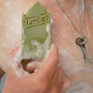 Vanlust Naturseife für Haut, Haar und Bart