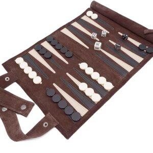 Backgammon für Camping und Roadtrip