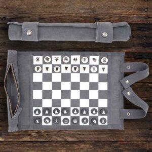 Schach für Camping und Reise